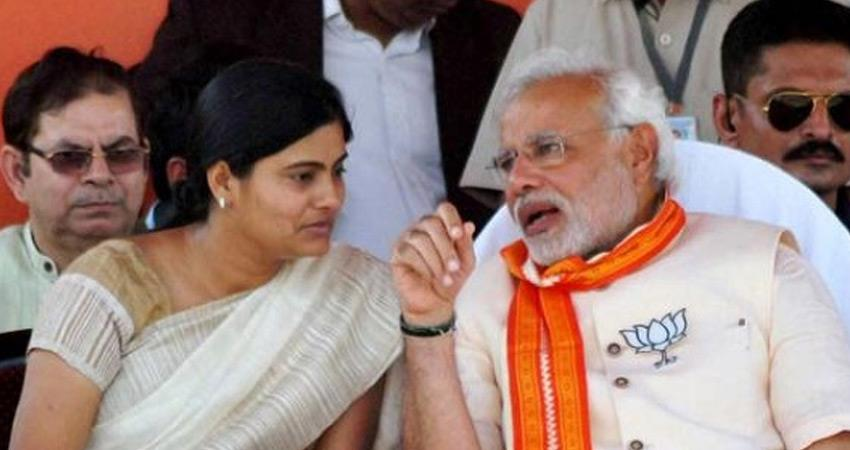 apna-dal-s-to-contest-panchayat-elections-strongly-says-anupriya-patel
