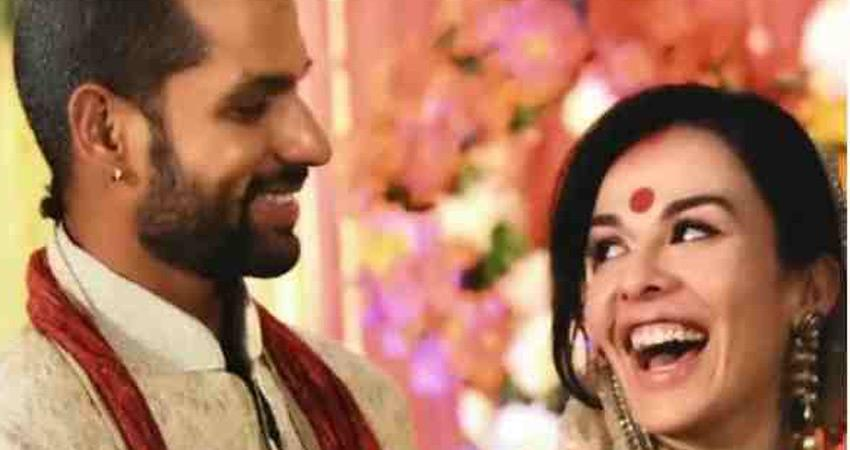 cricketer shikhar dhawan wife ayesha shares her feelings about first divorce rkdsnt