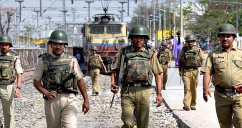railway protection force rpf will be a paramilitary like bsf itbp crpf bjp modi govt green signal