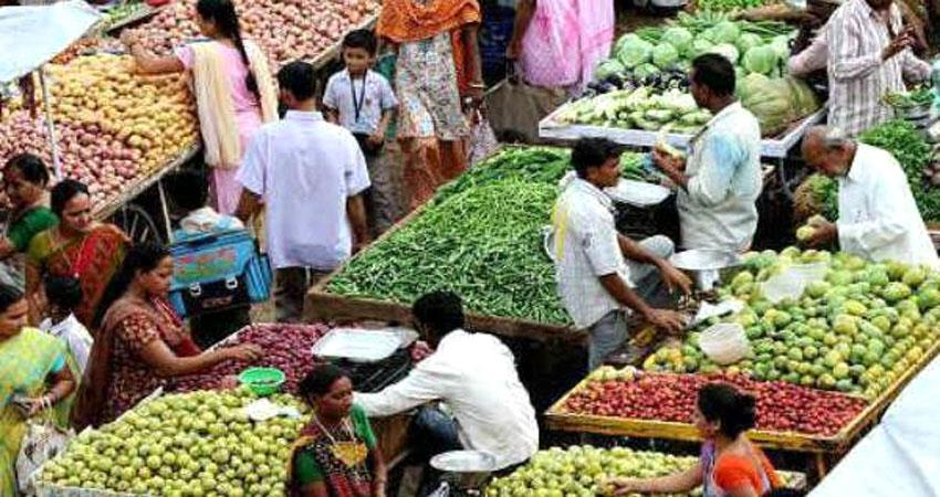 Retail inflation reaches 10 month high amid recession