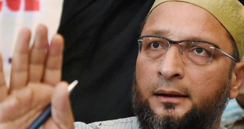 asaduddin owaisi aimim questioned lk advani babri masjid demolition after ayodhya verdict