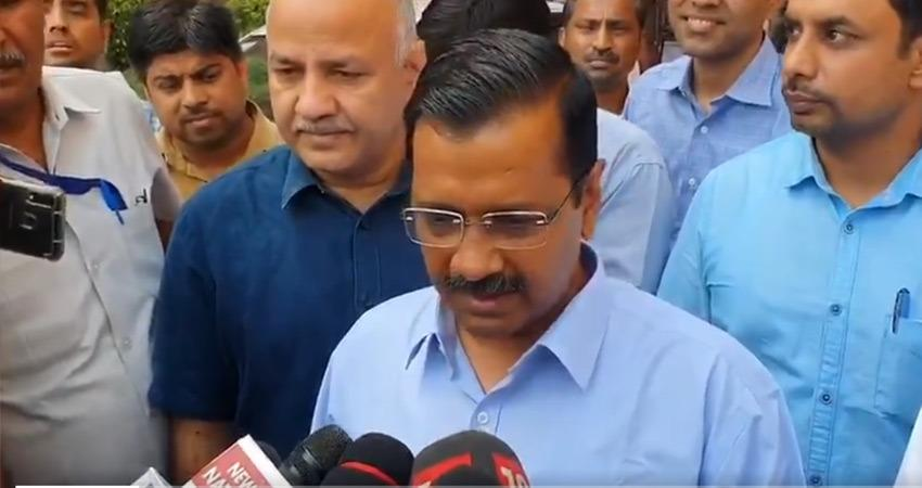 Kejriwal AAP will go on tour in Gujarat emphasis will be on election churning rkdsnt