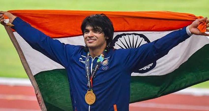 money rained on gold medalist neeraj chopra in haryana punjab bcci also generous rkdsnt