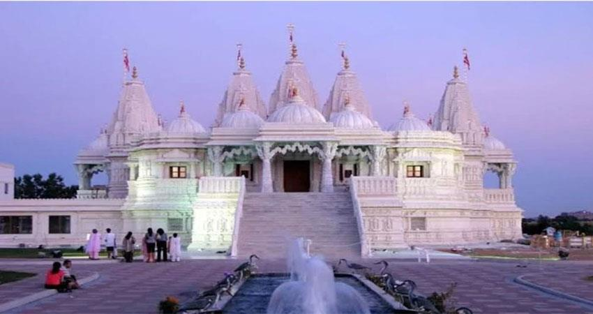 this place is full of beautiful temples like ayodhya