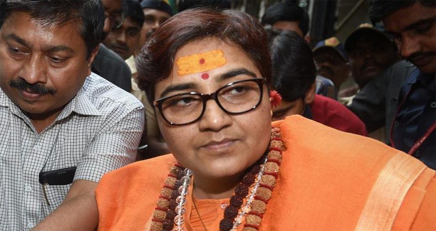 bjp-candidate-sadhvi-pragya-thakur-has-silver-brick-named-ram-and-others-things-with-money