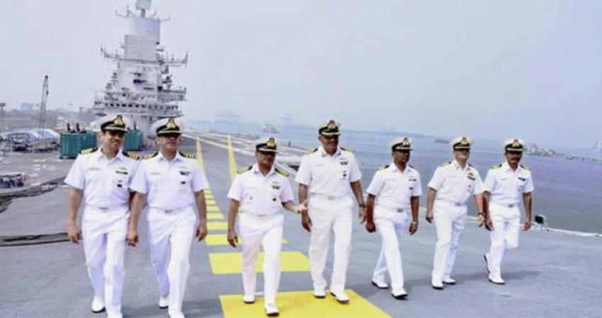 12th Pass Recruitment in Navy, apply this way