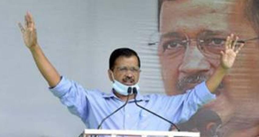arvind kejriwal brainstorm elections preparation with aap mlas from punjab rkdsnt