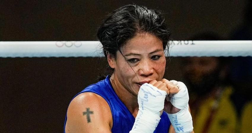 olympic games 2021 probe the rules on controversy over mary kom dress rkdsnt