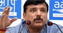 #ExitPoll2019 : भाजपा ने जताई जीत की उम्मीद, AAP, कांग्रेस ने उठाए सवाल