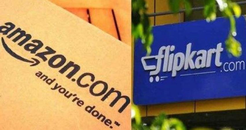 flipkart-and-amazon-india-claim-bumper-sale-in-festivals-season-diwali-2018