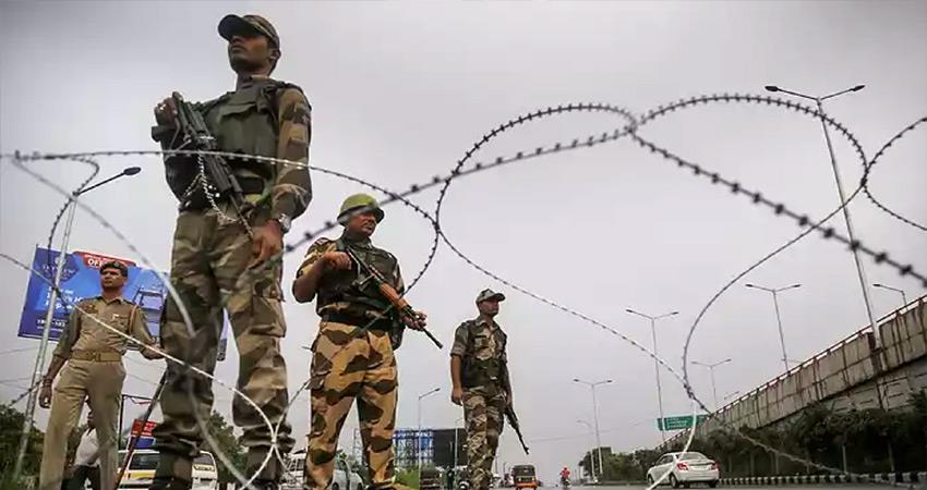 article 370 central reserve police force crpf helpline in srinagar kashmiris