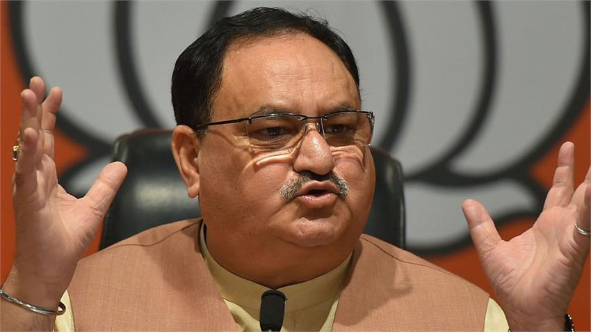 JP Nadda BJP said Mamsta Banerjee TMC departure Ringh is already ringing rkdsnt