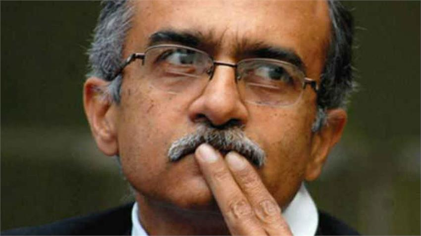 Prashant Bhushan filed a petition against amendment in the tenure of ED Director Mishra rkdsnt