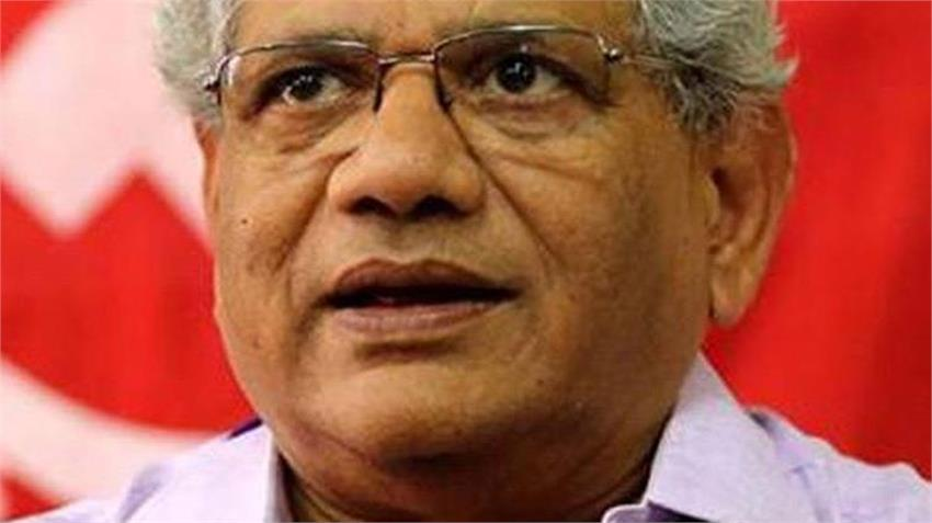 cpim says arrested under uapa in delhi riot case attack on constitutional guarantee rkdsnt