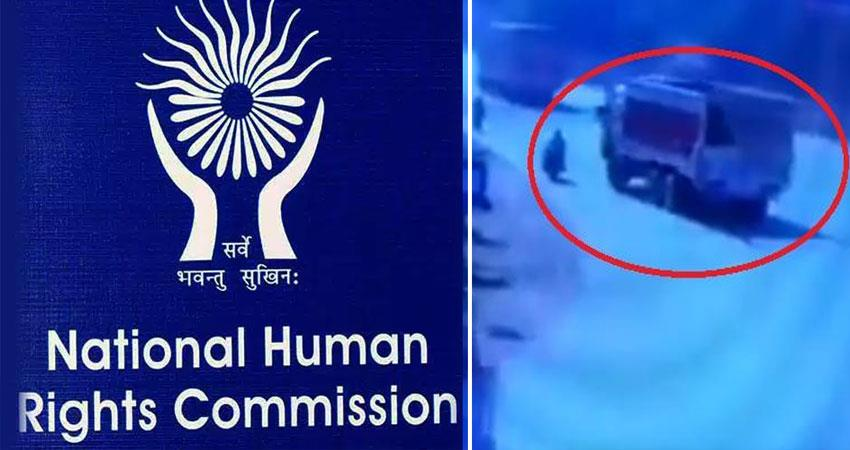 human-rights-commission-notice-to-shivraj-singh-chouhan-govt-in-case-of-journalist-sandeep-death