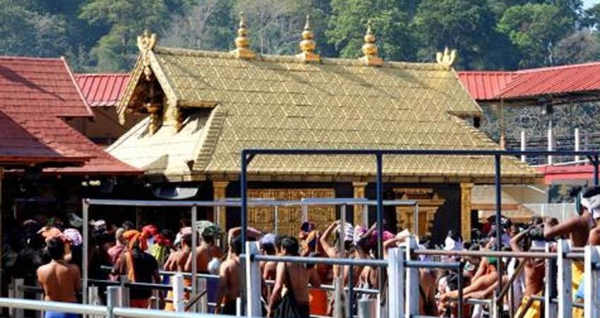 kerala political parties devotees exited before supreme court verdict on sabarimala temple