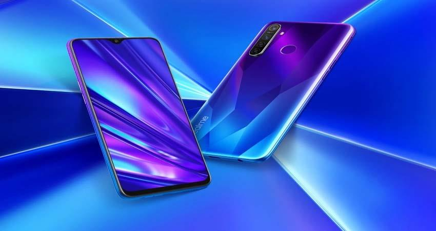 first sale of realme 5 from 27th august, users can buy smartphone from flipkart