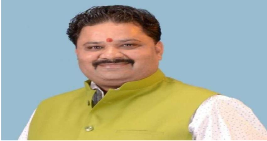 bjp leader sharad maheshwari big statement