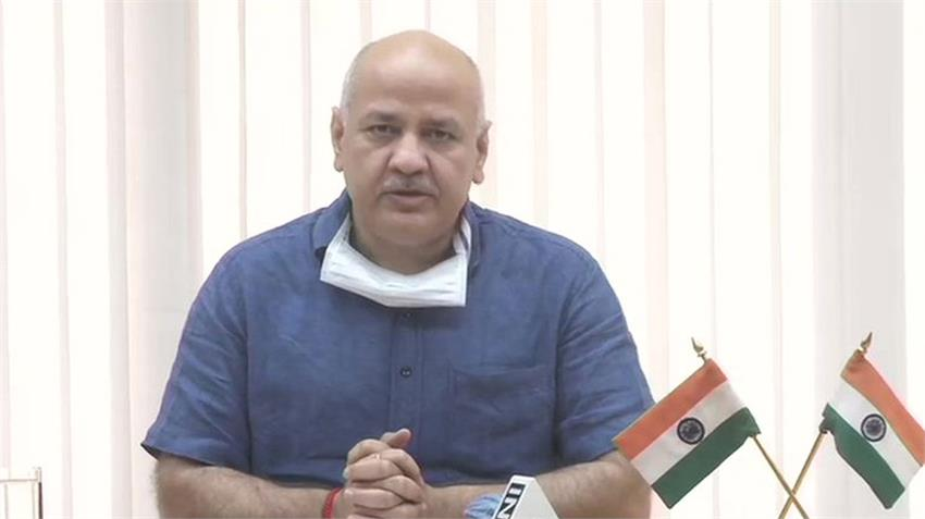 Manish Sisodia ready to discuss BJP  on UP and Delhi school  rkdsnt
