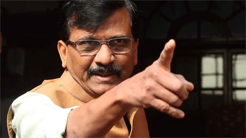 cmo-has-nothing-to-do-with-action-against-kirit-somaiya-shiv-sena-sanjay-raut-rkdsnt