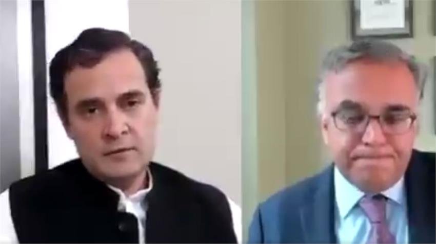 rahul gandhi talks with world leading health experts johan giesecke know 6 special points rkdsnt