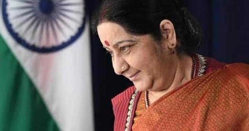 sushma swaraj bjp leader personal and political life popular stories