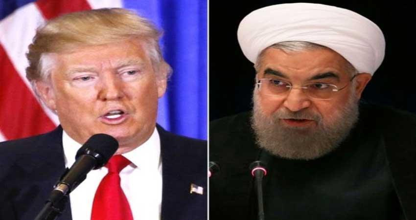 donald trump hasan ruhani america iran war international news